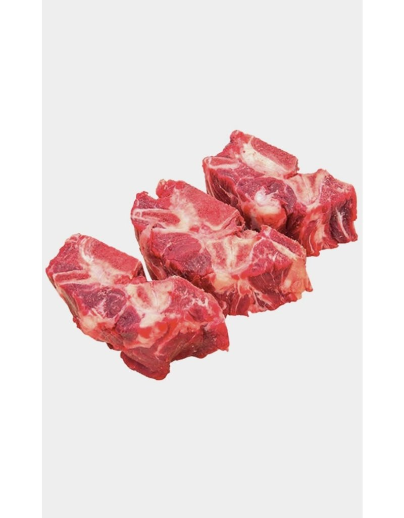 TOLLDEN FARMS BEEF NECK  3LB SMALL BAG