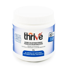 THRIVE BOVINE COLOSTRUM 60G