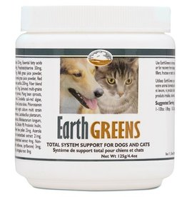 CARNIVORA EARTH GREENS 125G