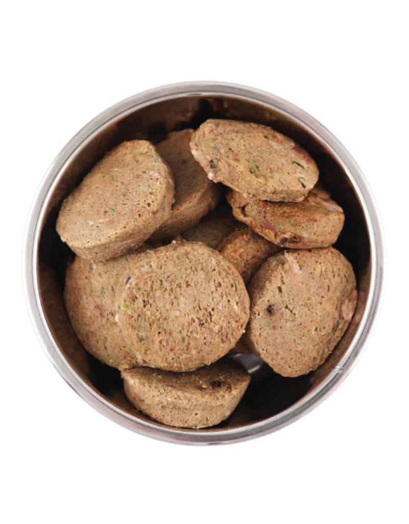 PETS4LIFE CANINE SALMON MEDALLIONS 3LB (48 x 1OZ)