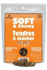 NORTHERN SOFT&CHEWY PUMPKIN TREATS 113G