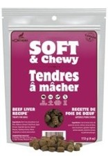 NORTHERN SOFT&CHEWY BEEF LIVER TREATS 113G