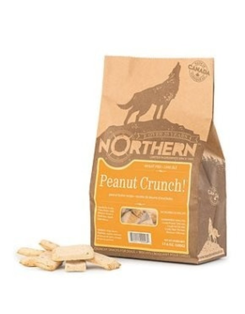NORTHERN PEANUT BUTTER BISCUIT 500G