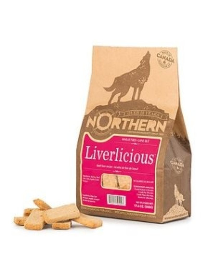 NORTHERN LIVER LICIOUS BISCUIT 500G