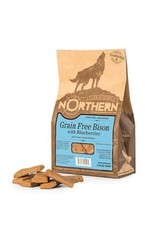 NORTHERN BISON WITH BLUEBERRIES BISCUIT 500G
