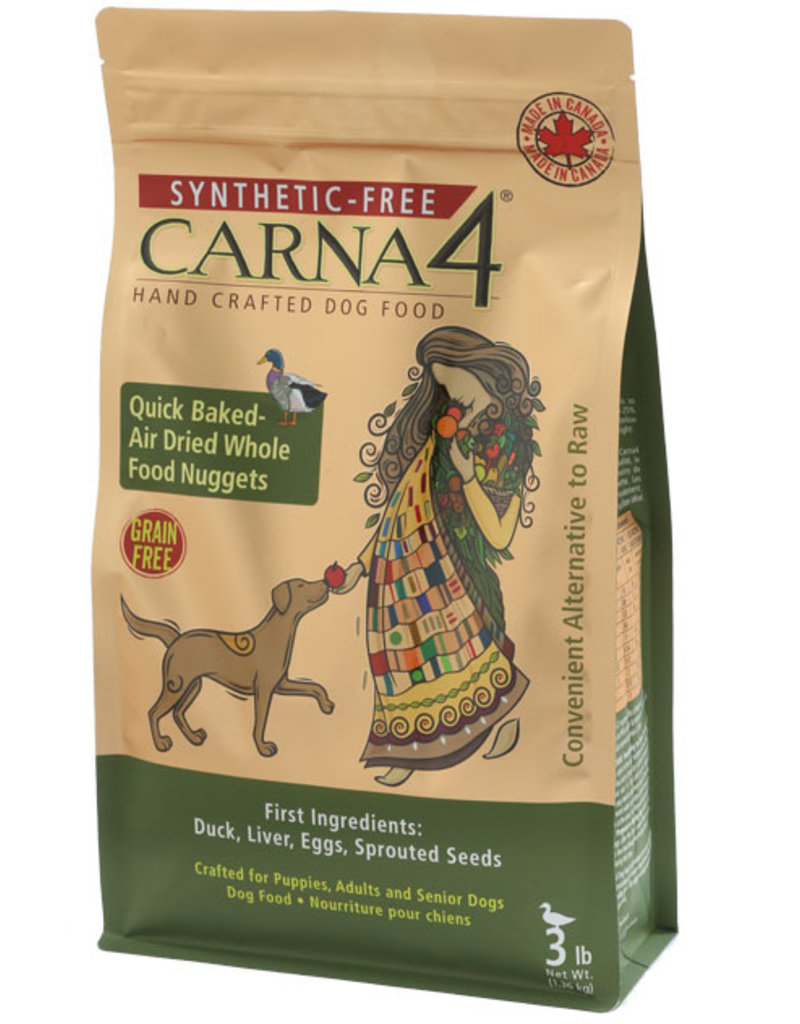 CARNA4 GRAIN-FREE DUCK