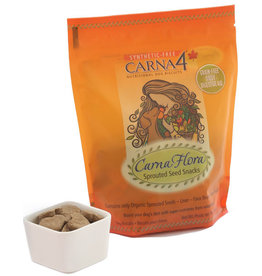 CARNA4 FLORA SPROUTED SEED SNACK