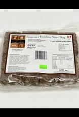 HUMAN GRADE BEEF DOGGIE CUISINE