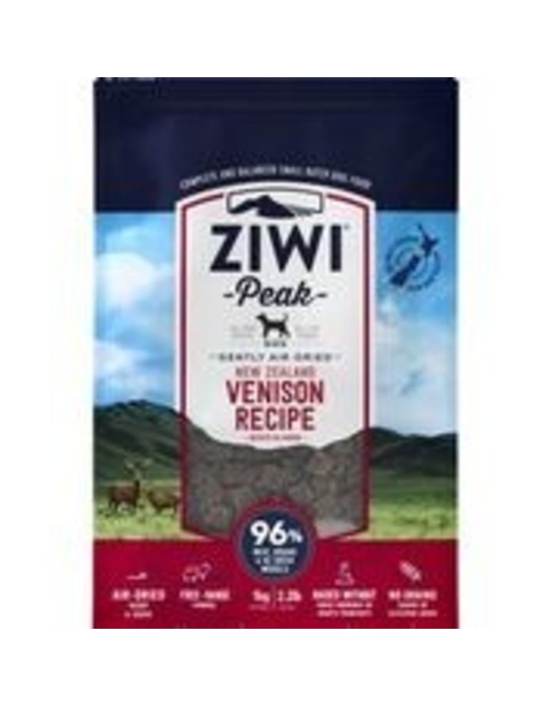 ZIWI PEAK AIR-DRIED VENISON DOG