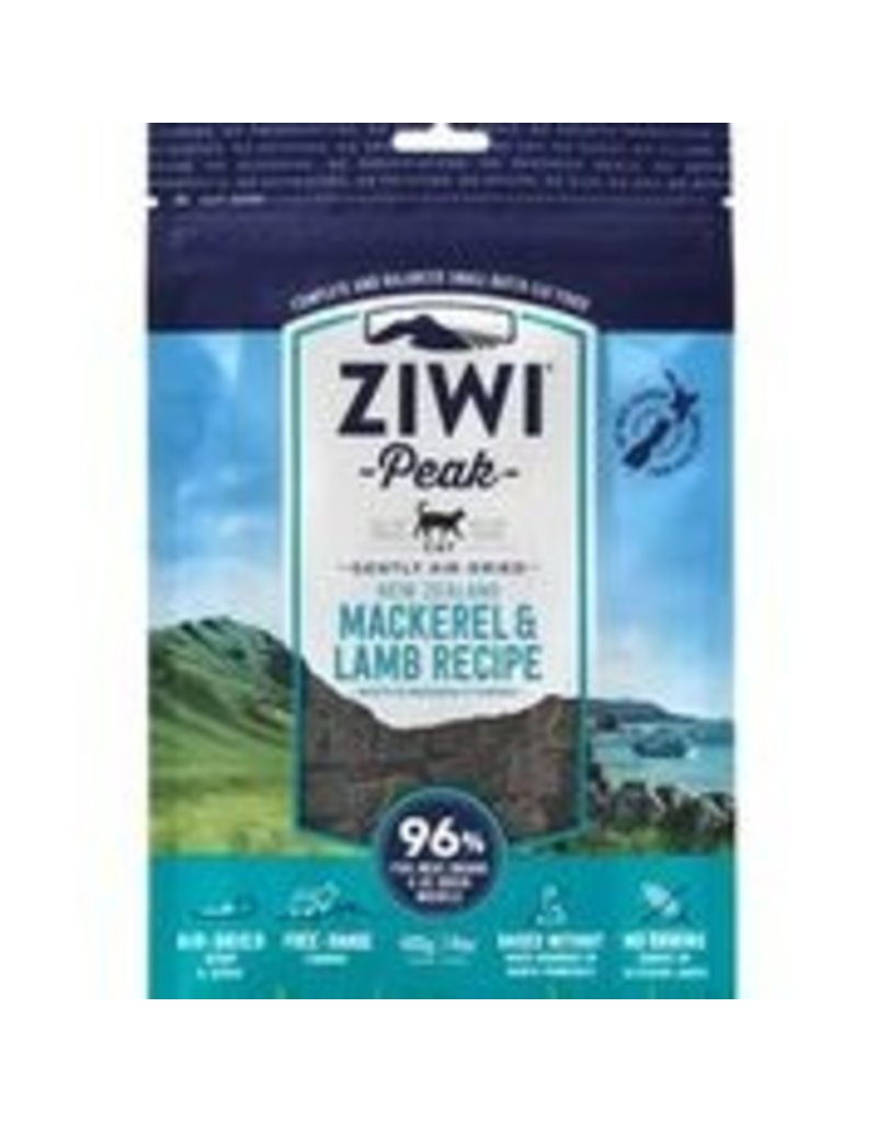 ZIWI PEAK AIR-DRIED MACKEREL & LAMB CAT