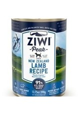 ZIWI PEAK CANNED LAMB DOG 13.75OZ