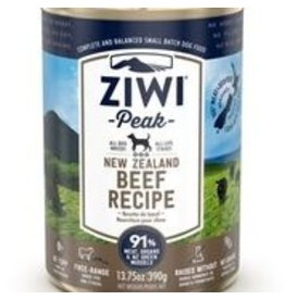 ZIWI PEAK CANNED BEEF DOG 13.75OZ