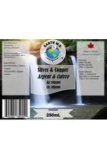 EARTH MD COLLOIDAL SILVER & COPPER 250ML