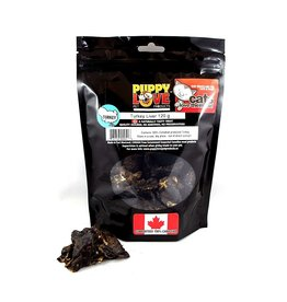 PUPPY LOVE TURKEY LIVER 120G