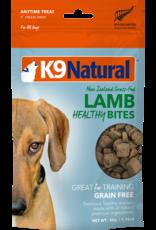 K9 NATURAL HEALTHY DOG LAMB  BITES 50G