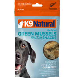 K9 NATURAL GREEN MUSSELS HEALTHY SNACKS 50G