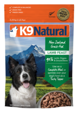 K9 NATURAL LAMB FEAST 500G