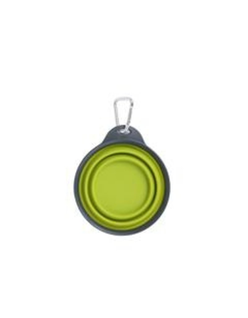 DEXAS COLLAPSIBLE TRAVEL CUP GREEN