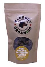 BLUEBOY ORGANICS BEEF ORGAN & BUTTERNUT 170G