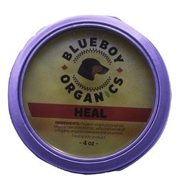 BLUEBOY ORGANICS HEAL SALVE 4OZ