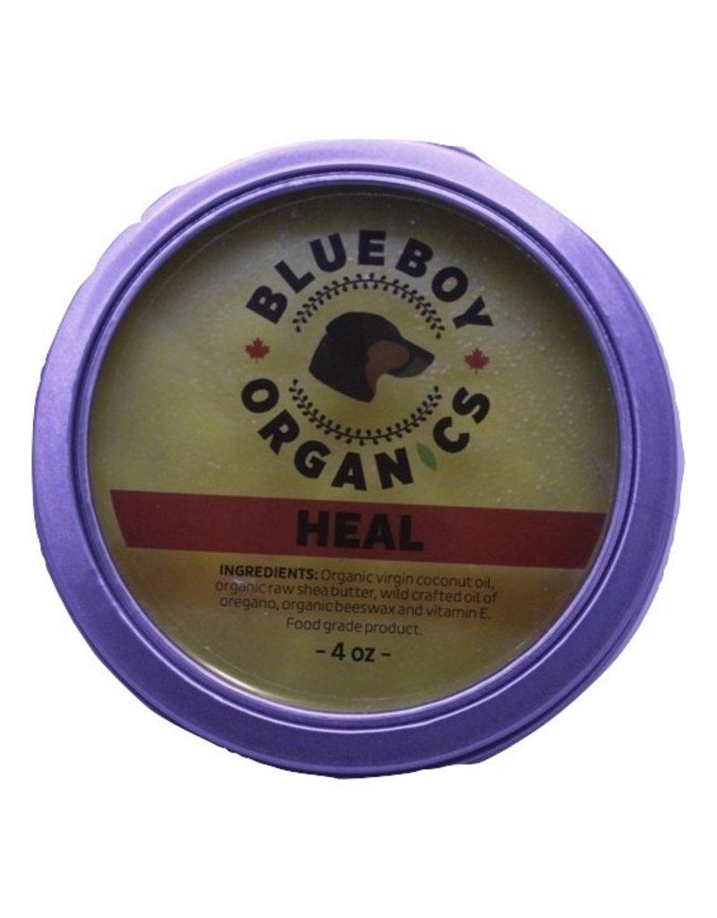 BLUEBOY ORGANICS HEAL SALVE 4OZ