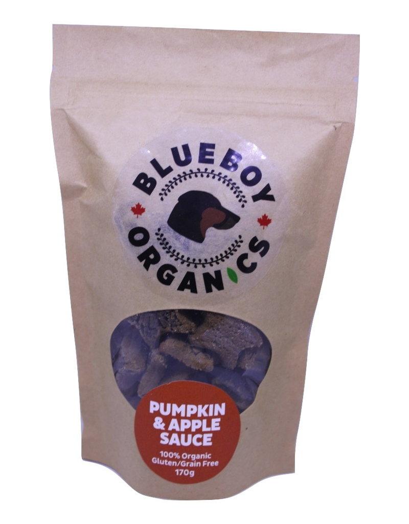 BLUEBOY ORGANICS PUMPKIN & APPLE SAUCE 170G