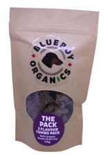 BLUEBOY ORGANICS THE PACK  - 3 FLAVOUR COMBO 170G