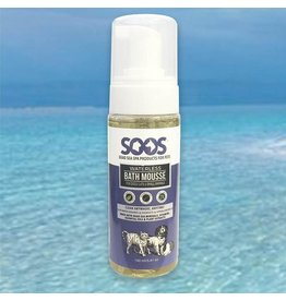 SOOS WATERLESS BATH FOAM 150MIL