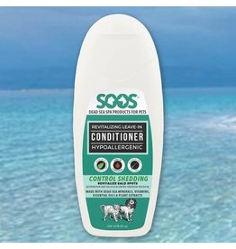 SOOS REVITALIZING LEAVE-IN CONDITIONER 250ML