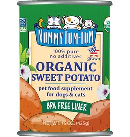 ORGANIC SWEET POTATO CANNED 15OZ