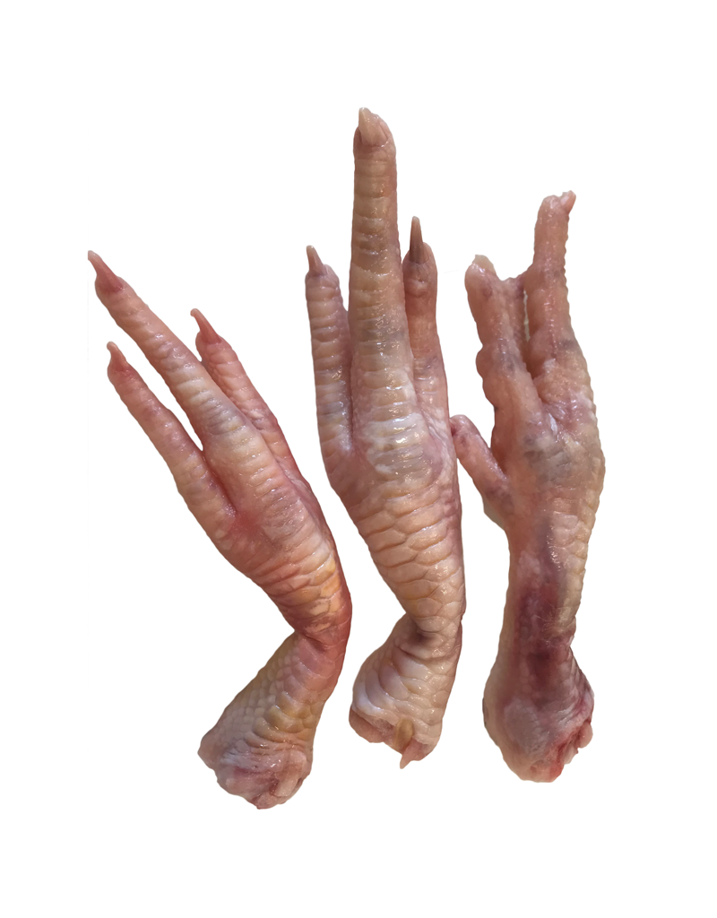 CHICKEN FEET 1LB