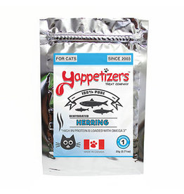 YAPPETIZERS CAT HERRING 40G