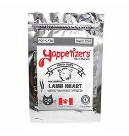 YAPPETIZERS CAT LAMB HEART 20G