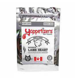 YAPPETIZERS CAT LAMB HEART 40G