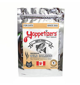 YAPPETIZERS CAT WILD SALMON 40G
