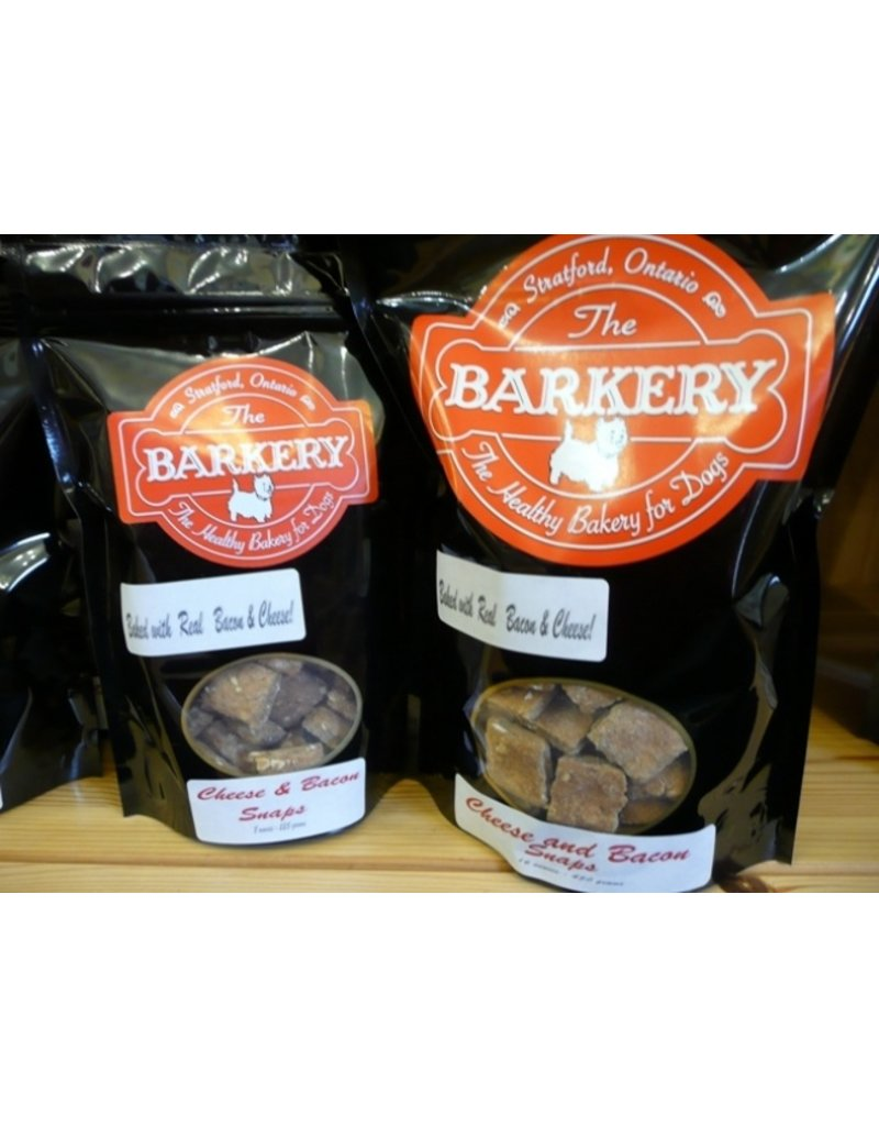 THE BARKERY CHEESE&BACON SNAPS