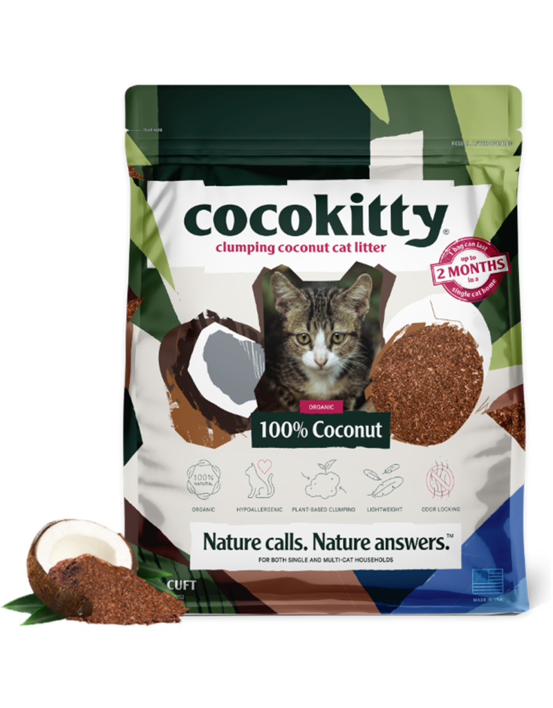 COCOKITTY COCOKITTY CAT LITTER 7LB