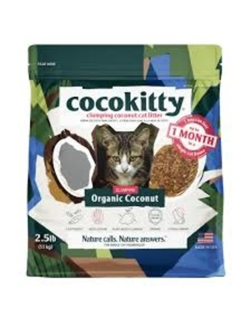 COCOKITTY COCOKITTY CAT LITTER 2.5LB