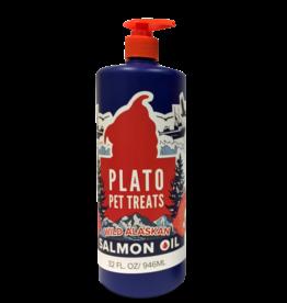 PLATO WILD ALASKAN SALMON OIL