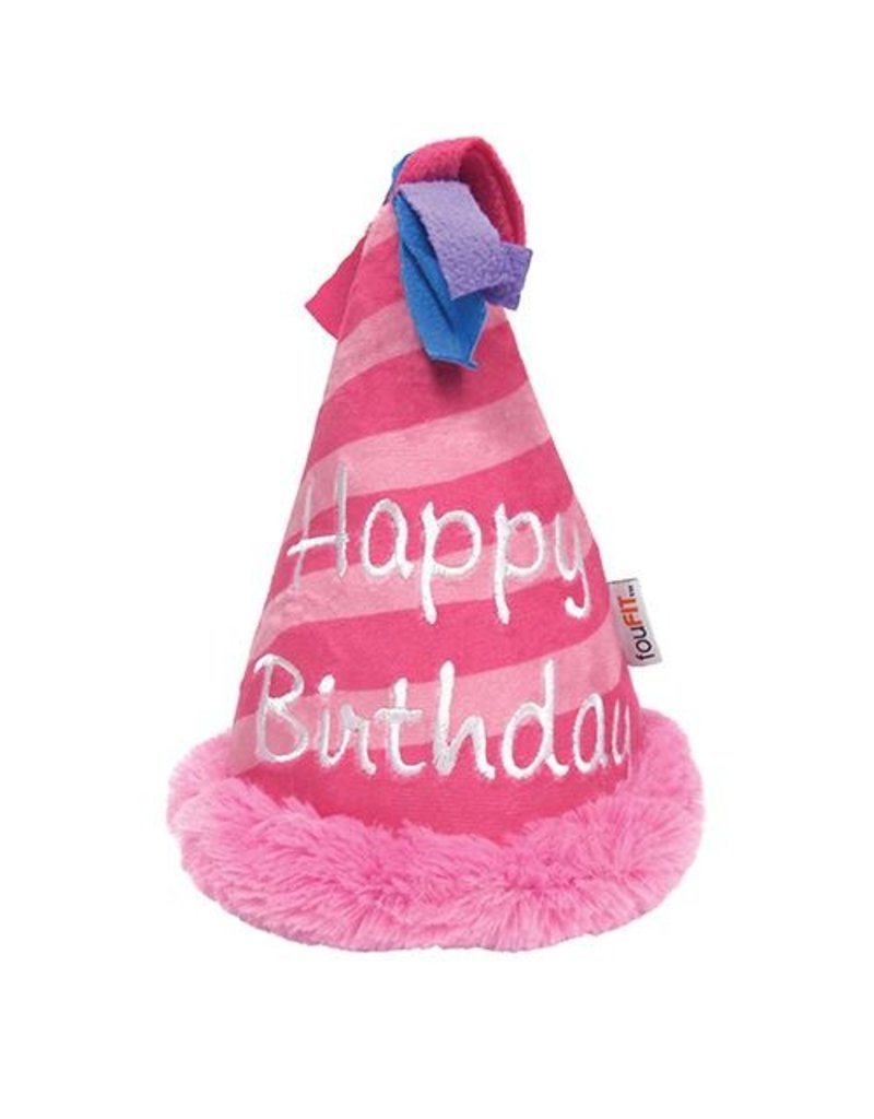 BIRTHDAY HAT PINK