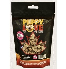 PUPPY LOVE FREEZE DRIED PORK