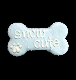 "COOKIE SNOW CUTE 6"" BONE"