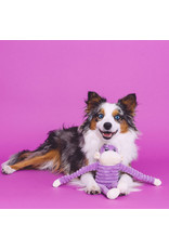 SPENCER THE CRINKLE MONKEY PURPLE SMALL
