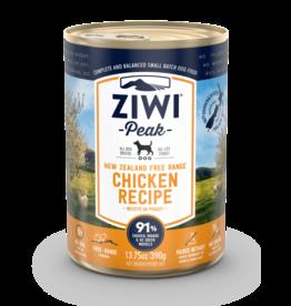 ZIWI PEAK CANNED CHICKEN DOG 13.75OZ