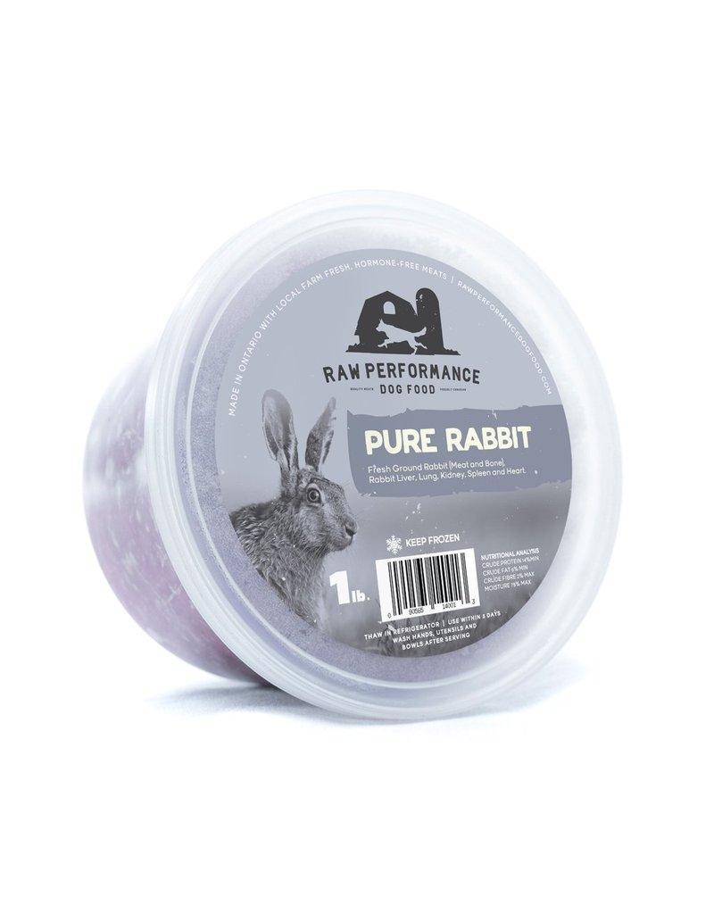 RAW PERFORMANCE PURE RABBIT