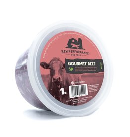 RAW PERFORMANCE GOURMET BEEF BLEND