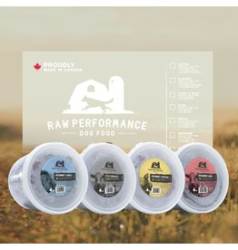 RAW PERFORMANCE THE BEEF WOLF PACK 48LB (12 x 4LB)