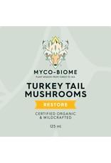 MYCO-BIOME ORGANIC TURKEY TAIL MUSHROOM TINCTURE