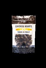 NATURAWLS DEHYDRATED CHICKEN HEARTS 100G