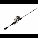 Abu Garcia Abumatic STX Spincast Combo, 6 'M 2-pc